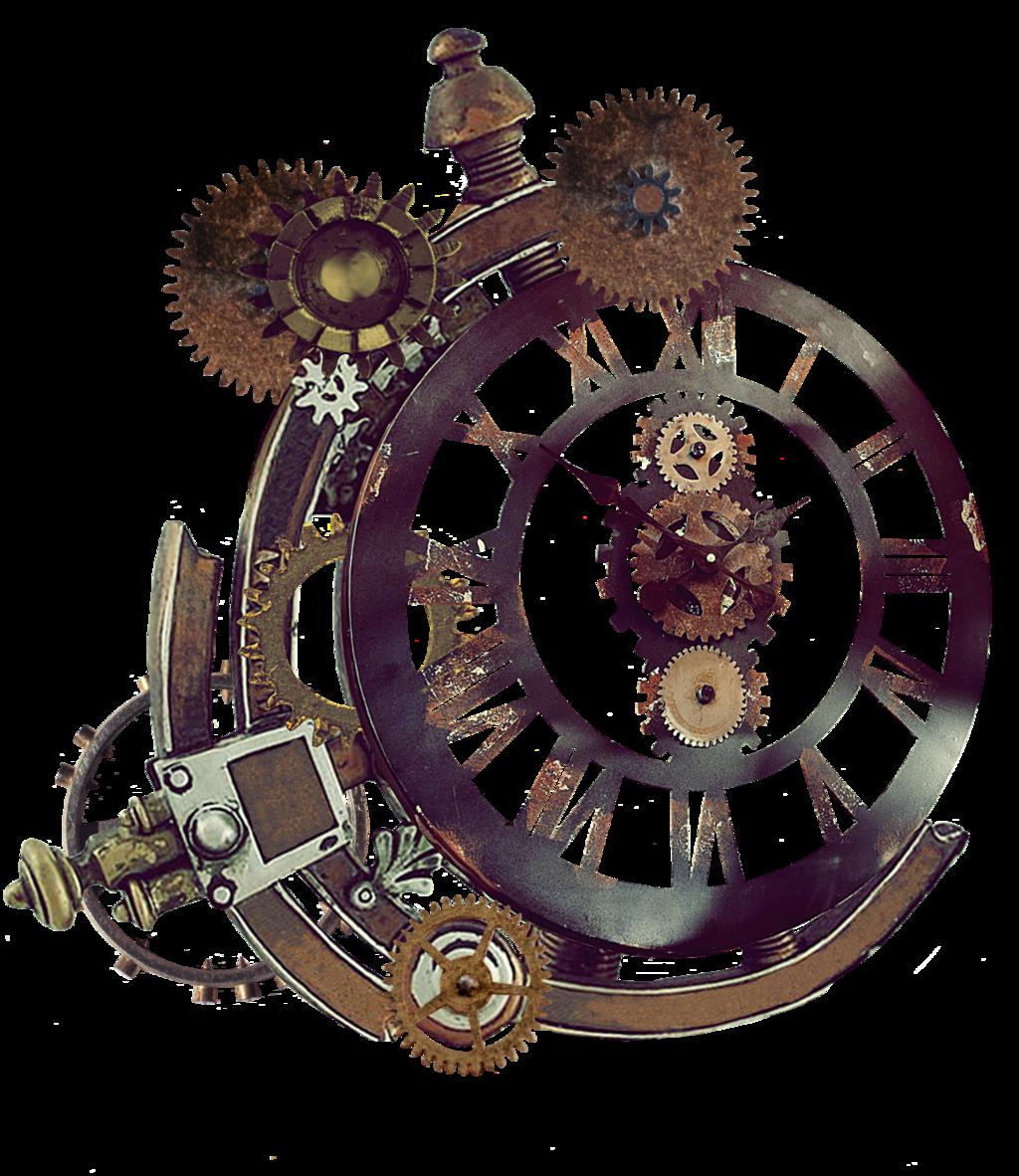 related image rust amp bone pinterest steampunk clock