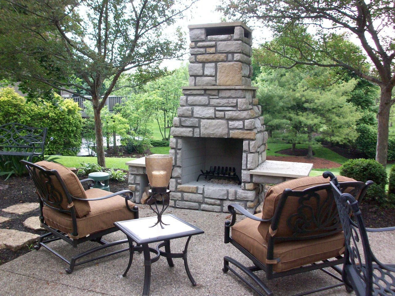 How To Arrange Patio Furniture Backyard Accessories Watson S Of Cincinnati