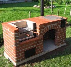 Grilli hellalevyll 1 marina fogones r sticos cocina for Fogones rusticos en ladrillo