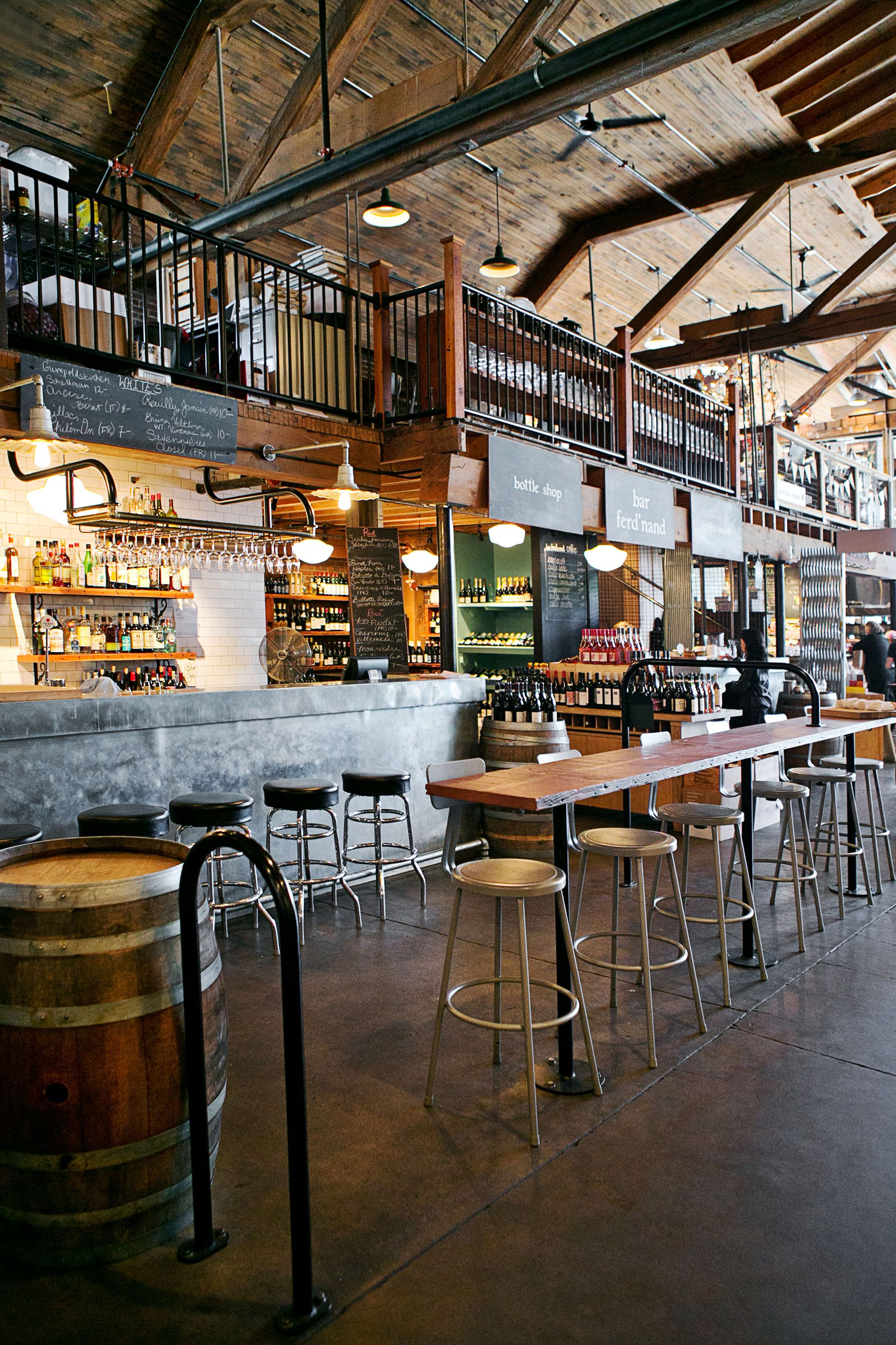 medium resolution of some of the best farm to table fare can be found at melrose market with indie food purveyors a restaurant and the rustic chic bar ferd nand