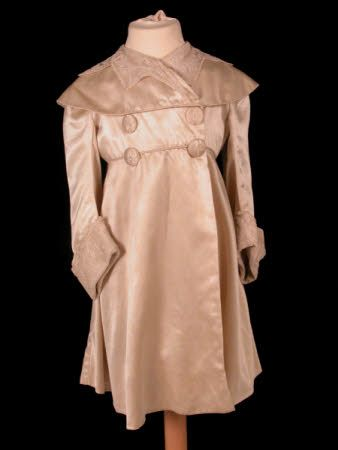 Girl's coat  Liberty and Co.  CategoryCostume  Date1909