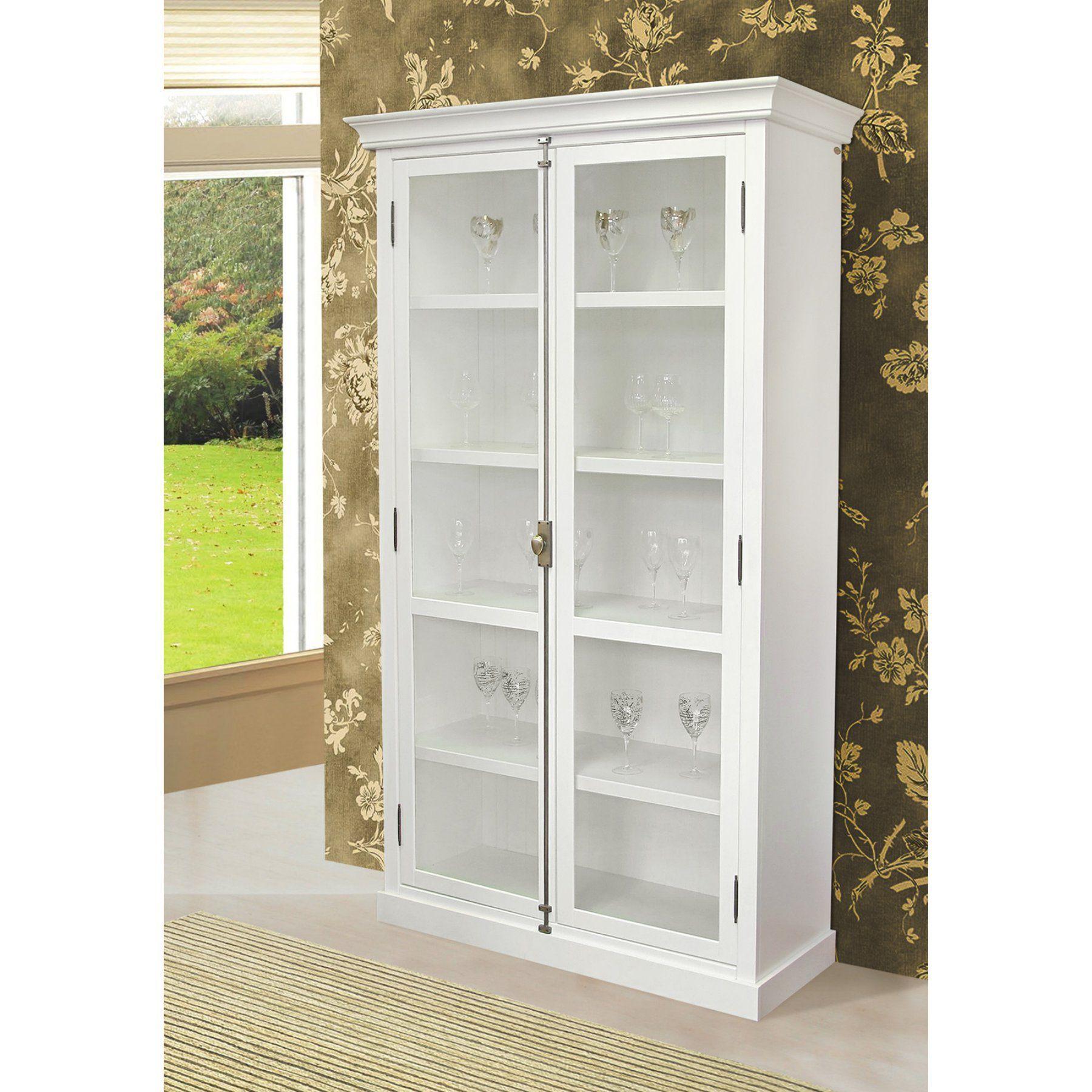 Artefama Cast Display Cabinet White 6067 0001