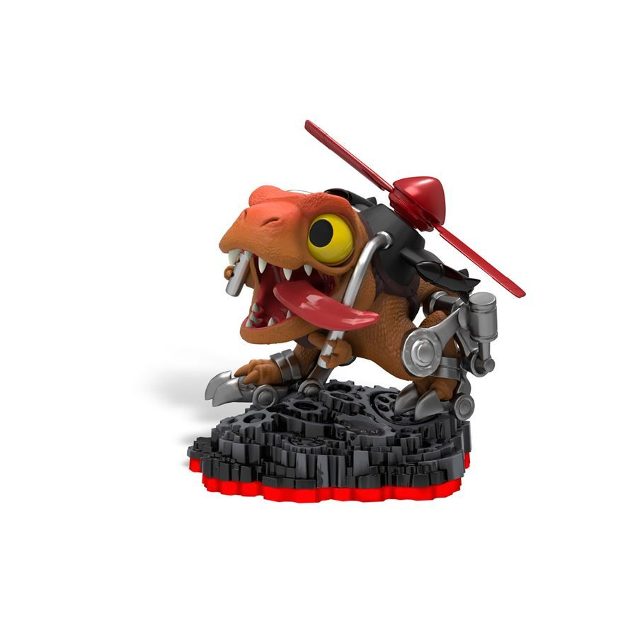 Chopper: Skylanders Trap Team Figure | MyFavToy ...