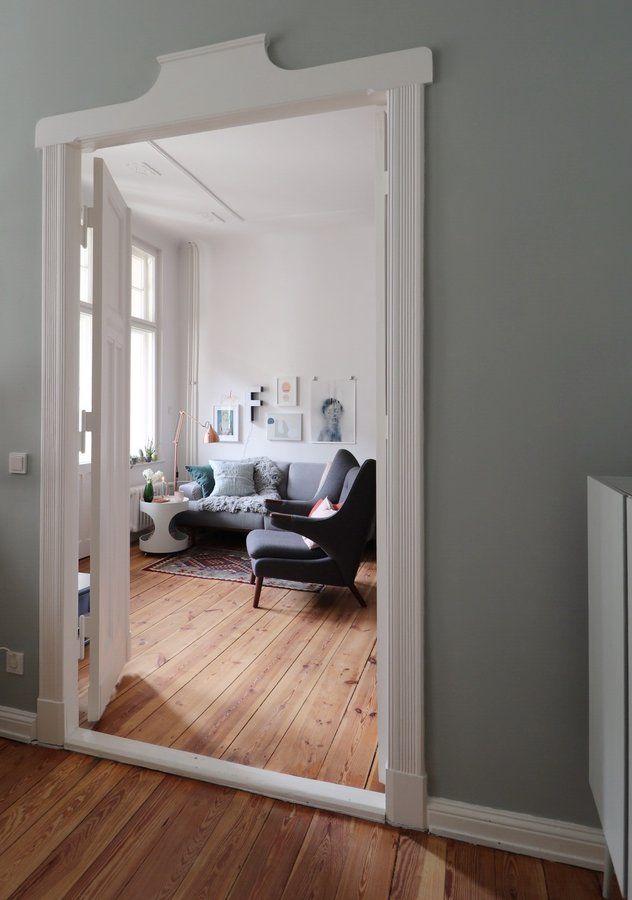 Durchblick   Wandfarbe wohnzimmer, Wandfarbe, Wohnzimmerwand