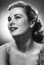 Grace Kelly  was born on November 12, 1929 in Philadelphia, Pennsylvania to wealthy parents. Her girlhood was uneventful for the most part, but one of the things she desired was to become an actress which she had decided on at an early age. After her high school graduation in 1947, Grace struck out on her own... and she became Princess of Monaco as the wife of Prince Rainier III