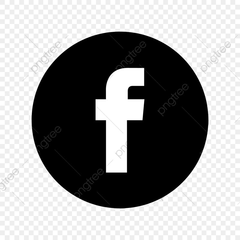 Facebook Logo Black Icon Fb Icon Fb Logo in 2020