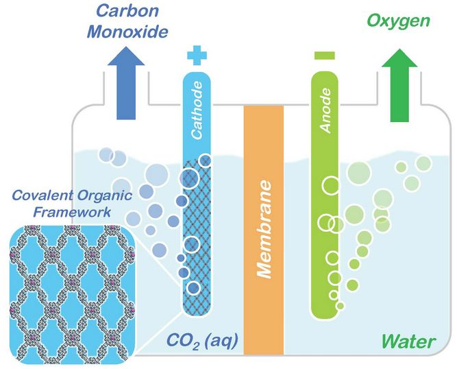 Soaking Up Carbon Dioxide And Turning It Into Valuable Products Carbon Dioxide Carbon Valuable