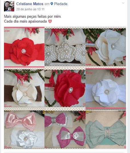 Aprenda a fazer tiaras para bebês