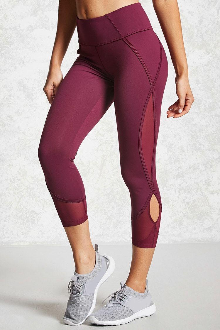 Active Cutout Leggings - Women - Activewear - 2000143734 - Forever 21 Canada  English 32eb65b2aa