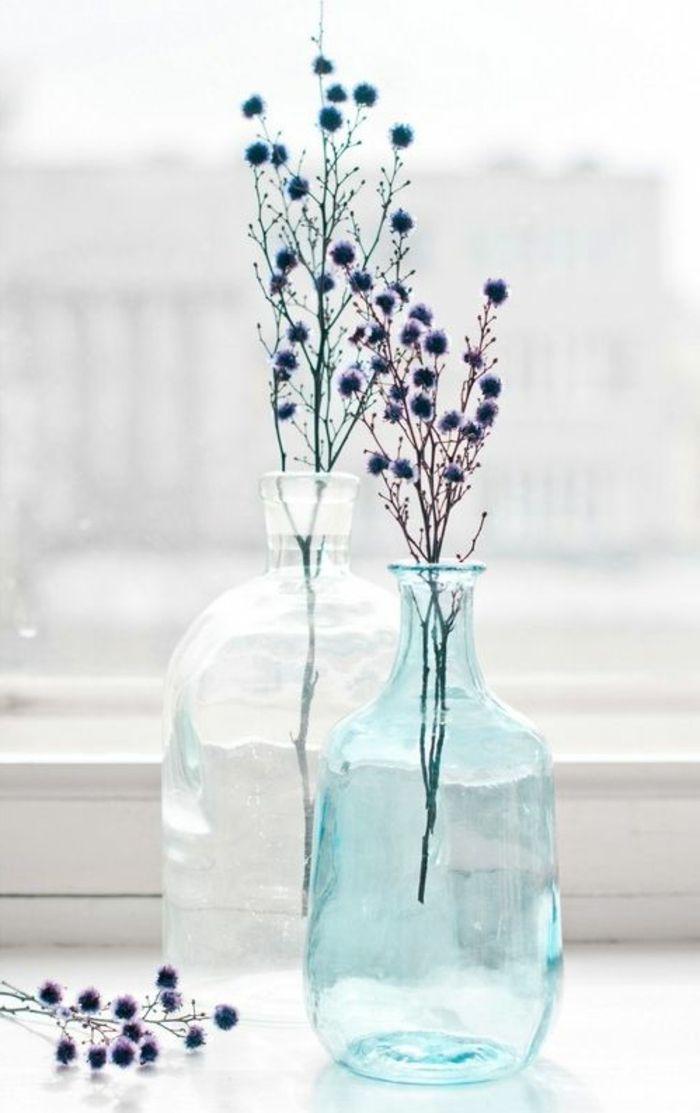 le grand vase en verre dans 46 belles photos pinterest grand vase en verre grands vases et. Black Bedroom Furniture Sets. Home Design Ideas