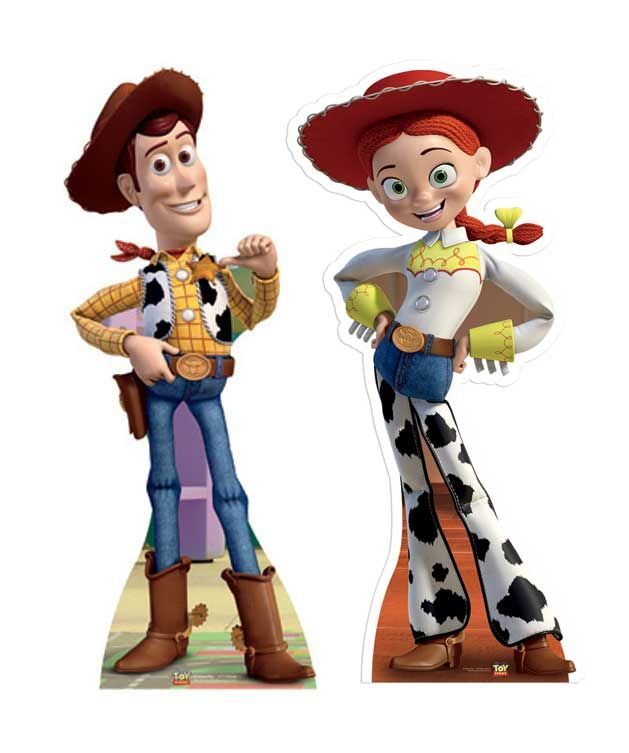 woody and Jessie (complete) | Costumes I want to do or ...