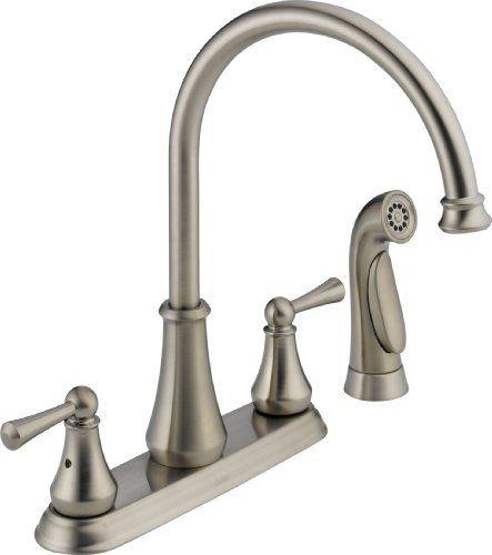 Delta Lewiston Kitchen Faucet: Pin By Hanie Mauli On Delta Kitchen Faucets