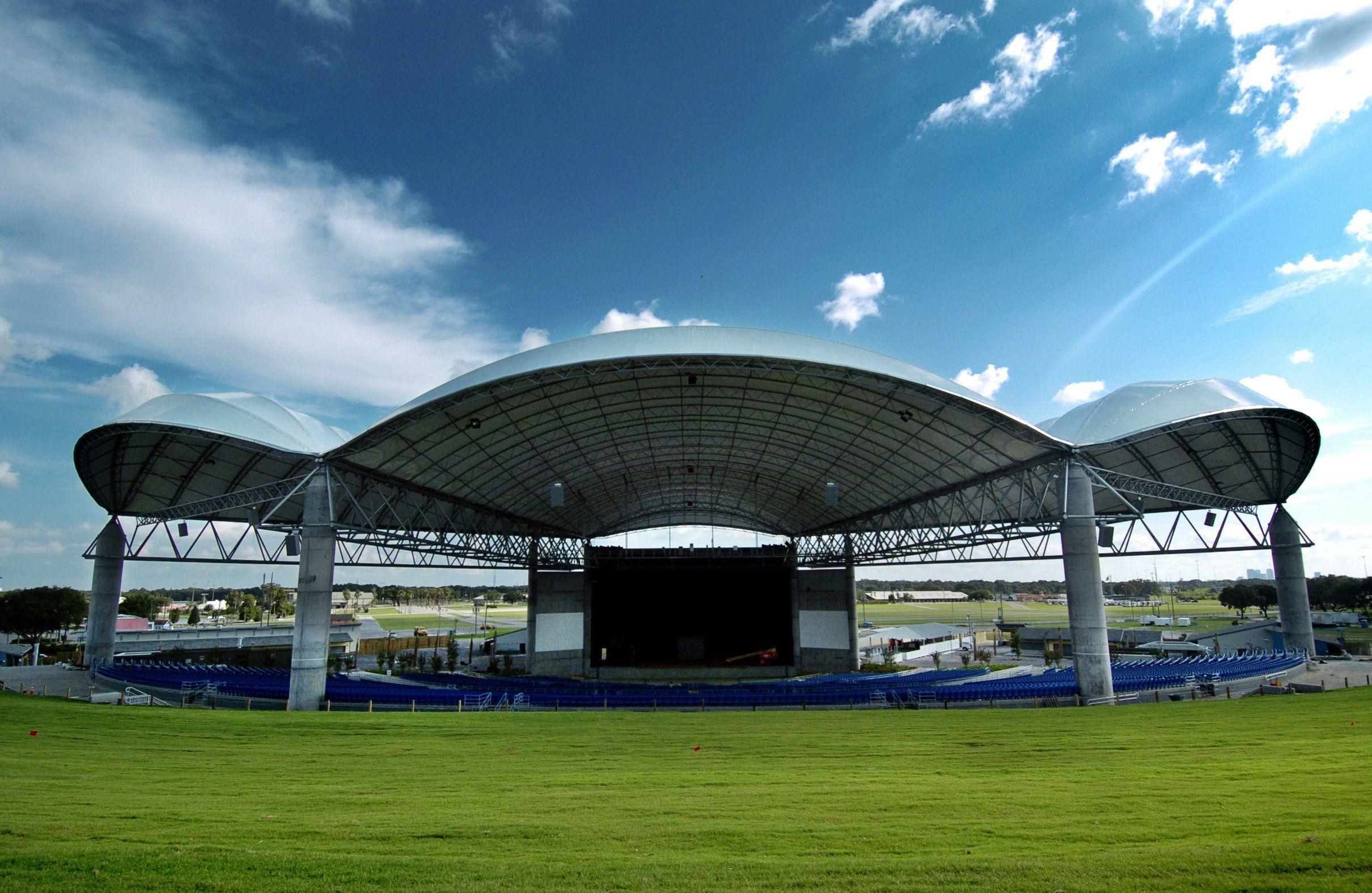 Explore Tampa Florida Seating Charts and more Midflorida Credit Union Amphitheatre