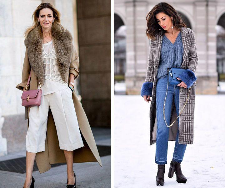 Пальто для женщины 40: пять важных деталей новые фото