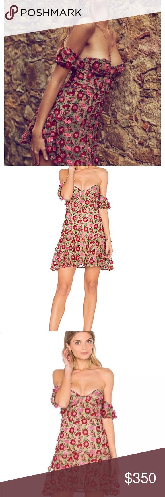 Amelia Swing Dress by For Love & Lemons for Rent