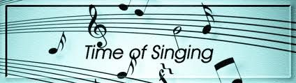 I love singing. To me its life.