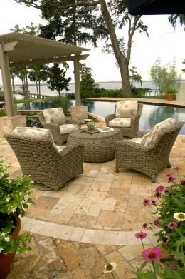 Dreux By Ebel Gorgeous Fully Outdoor Wicker Available In