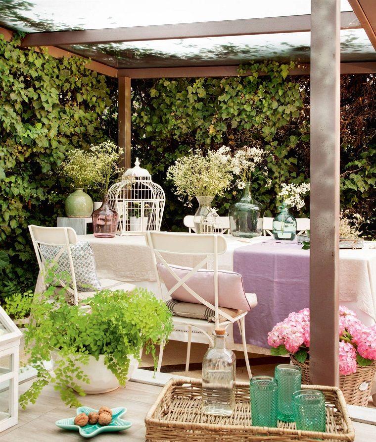 Decorazioni Fai Da Te Terrazzo Giardino Outdoor House New Homes