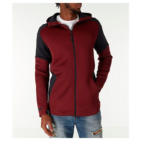 eed1907078d2d0 UNDER ARMOUR MEN S UNSTOPPABLE MOVE FULL-ZIP HOODIE