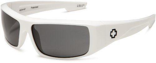 ec112fb99aa Spy Optic Men s Logan Wrap Sunglasses
