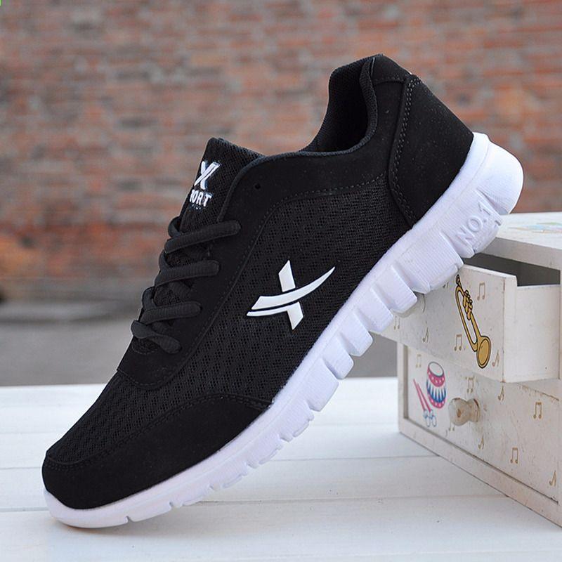 Buty Do Biegania Dla Mezczyzn 2018 Nowe Buty Sportowe Letnie Marki Meskie Buty Sportowe Flywire Athletic Meskie Running Shoes For Men Joggers Shoes Shoes Mens