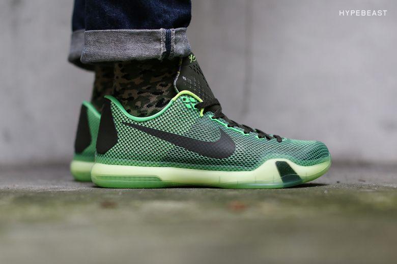 A Closer Look at the Nike Kobe X