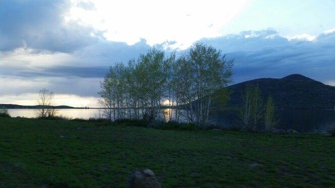 Vega Lake; Collbran, Colorado 5/22/2014