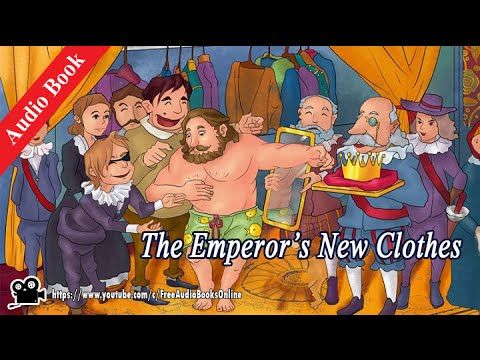 Short stories for kids - The Emperor's New Clothes Audio mp3