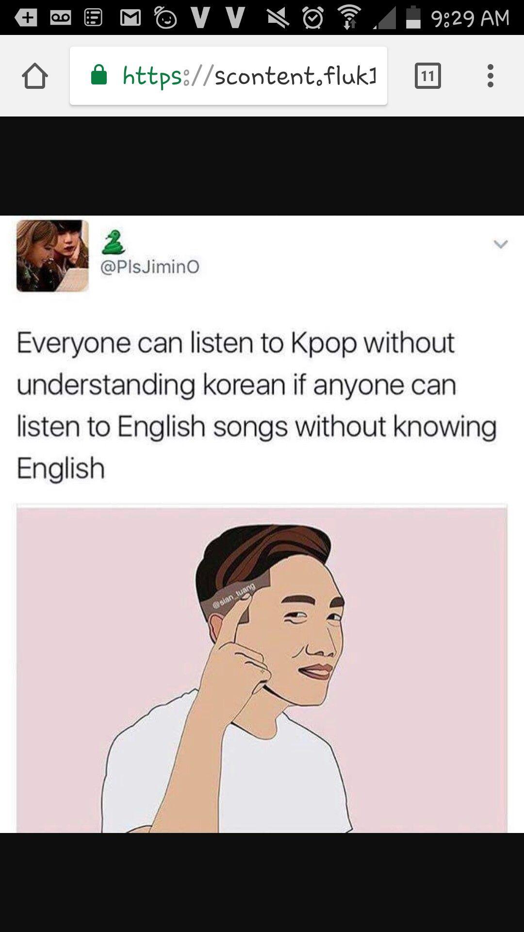 Finally Someone Who Understands Songs Understanding Memes