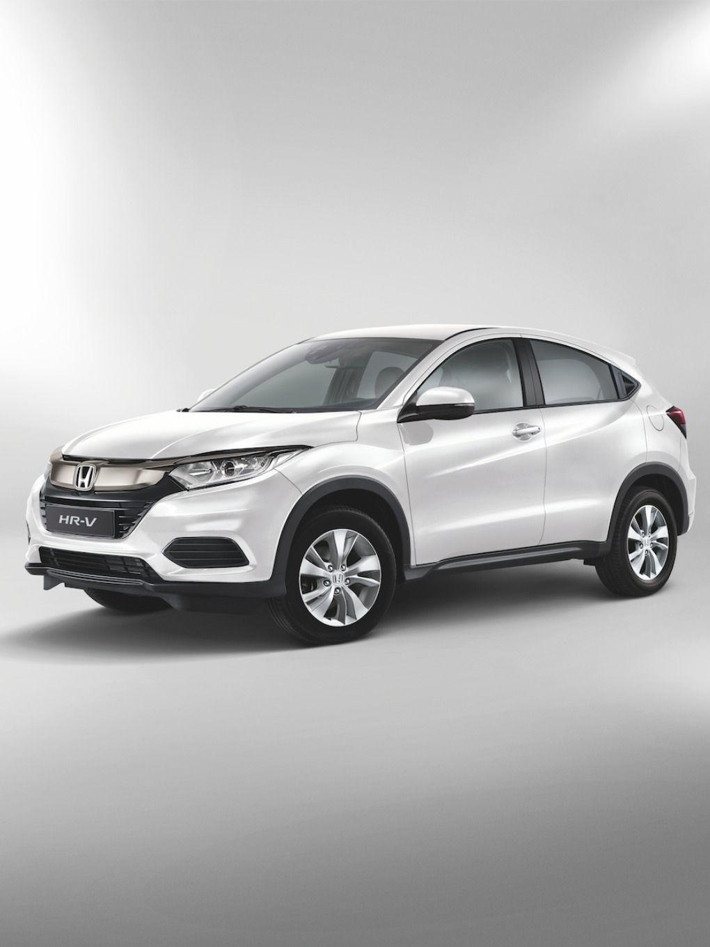 Honda HRV white in 2020 Honda hrv, Honda, Motor car