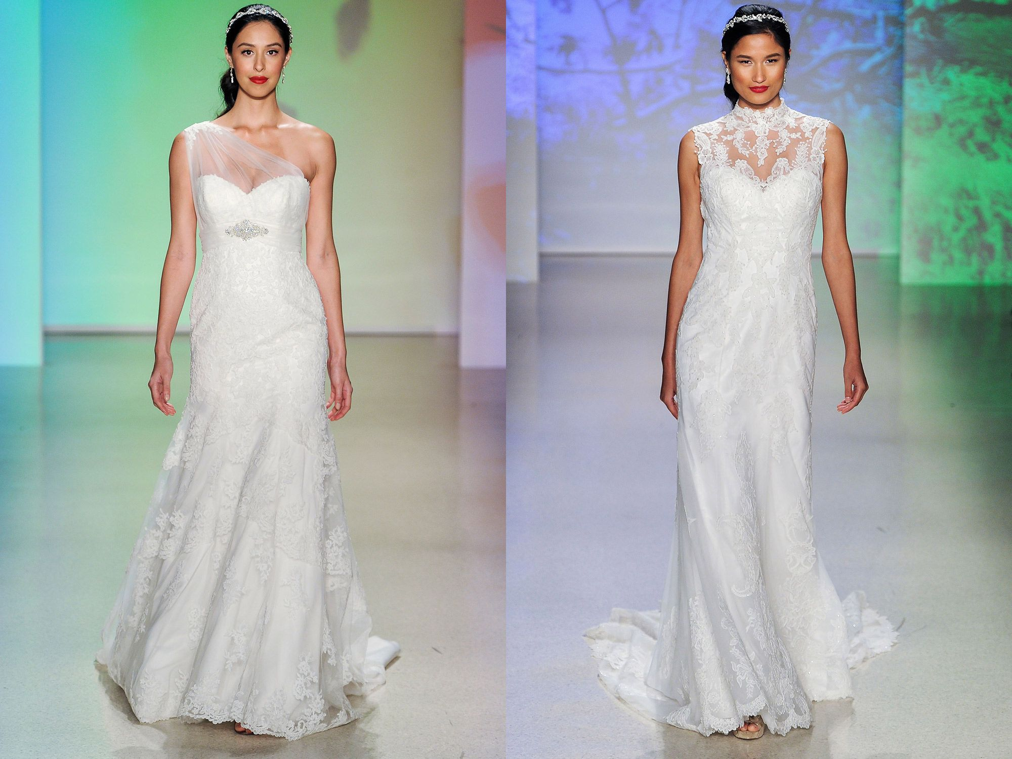 The Wedding Dress Collection That Will Make You Look Like A Disney ...