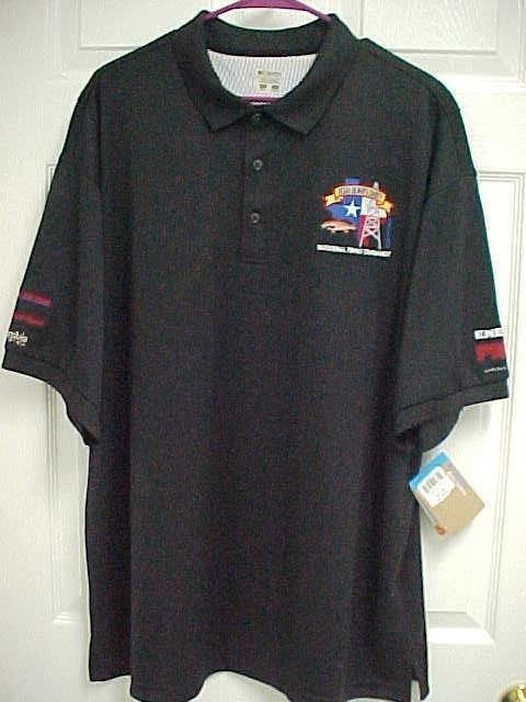 defaf85fd39 TEXAS OILMAN'S Fishing Tournament Black Omni-Shade Shirt XL Columbia New  Tags #Columbia #ActivewearShortSleeve