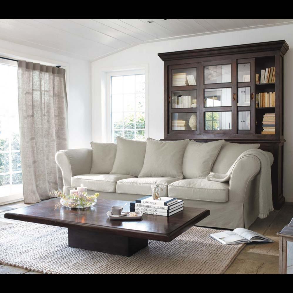 Table Basse Chandernagor Coffee Table Wood Furniture Home