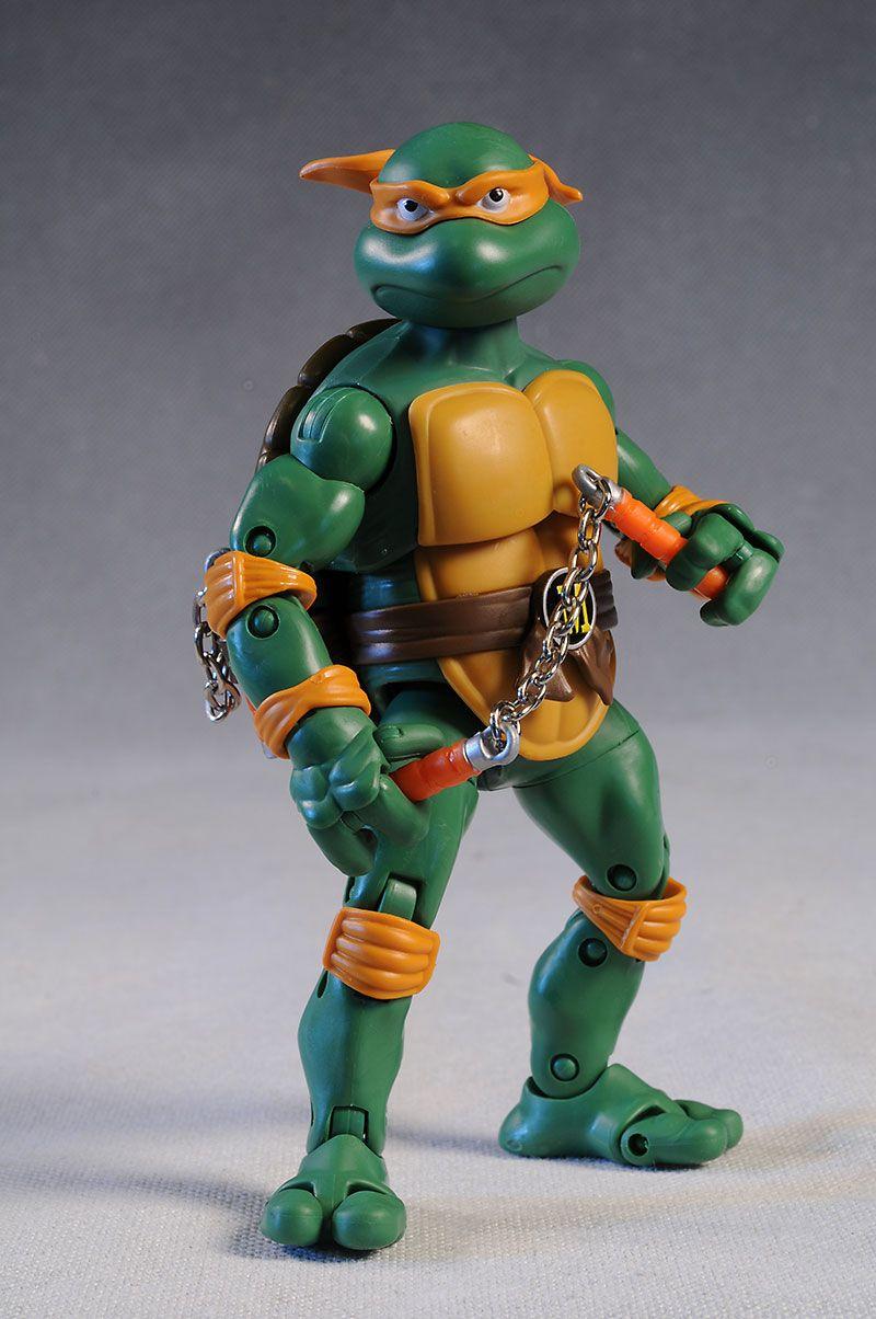 "Teenage Mutant Ninja Turtles 6/"" Michelangelo Action Figure"