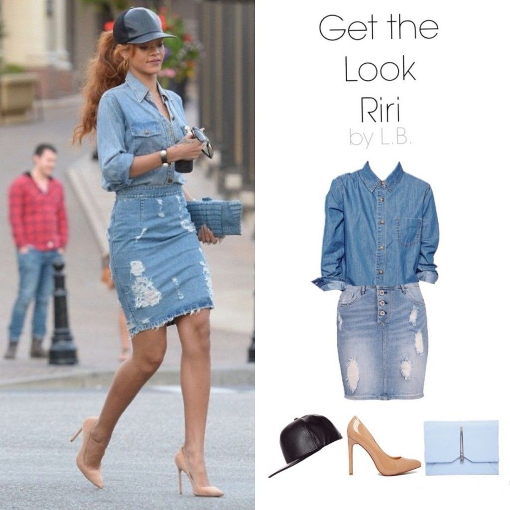 Get the look - Le Blonde Fashion Stylist & Personal Shopper - Style Guide  - outfit  inspiration - blog - image consulting - Asos - Rihanna