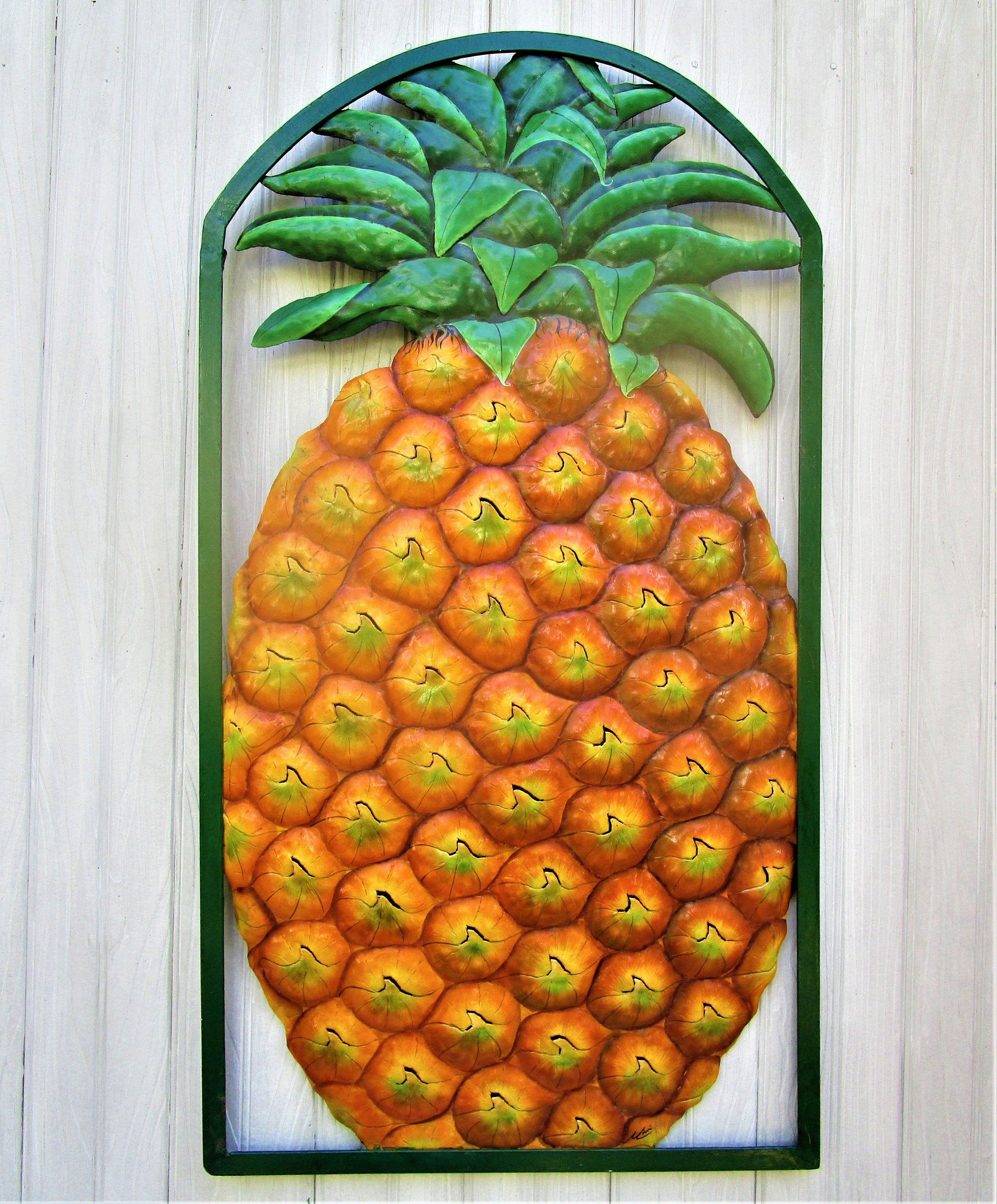 Pineapple Wall Decor Pier 1 Imports Pineapple Wall Art Pineapple Wall Decor Pineapple Art