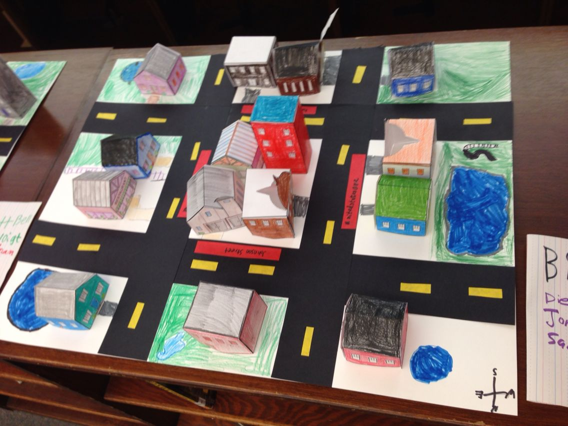 3rd Grade Community Group Project