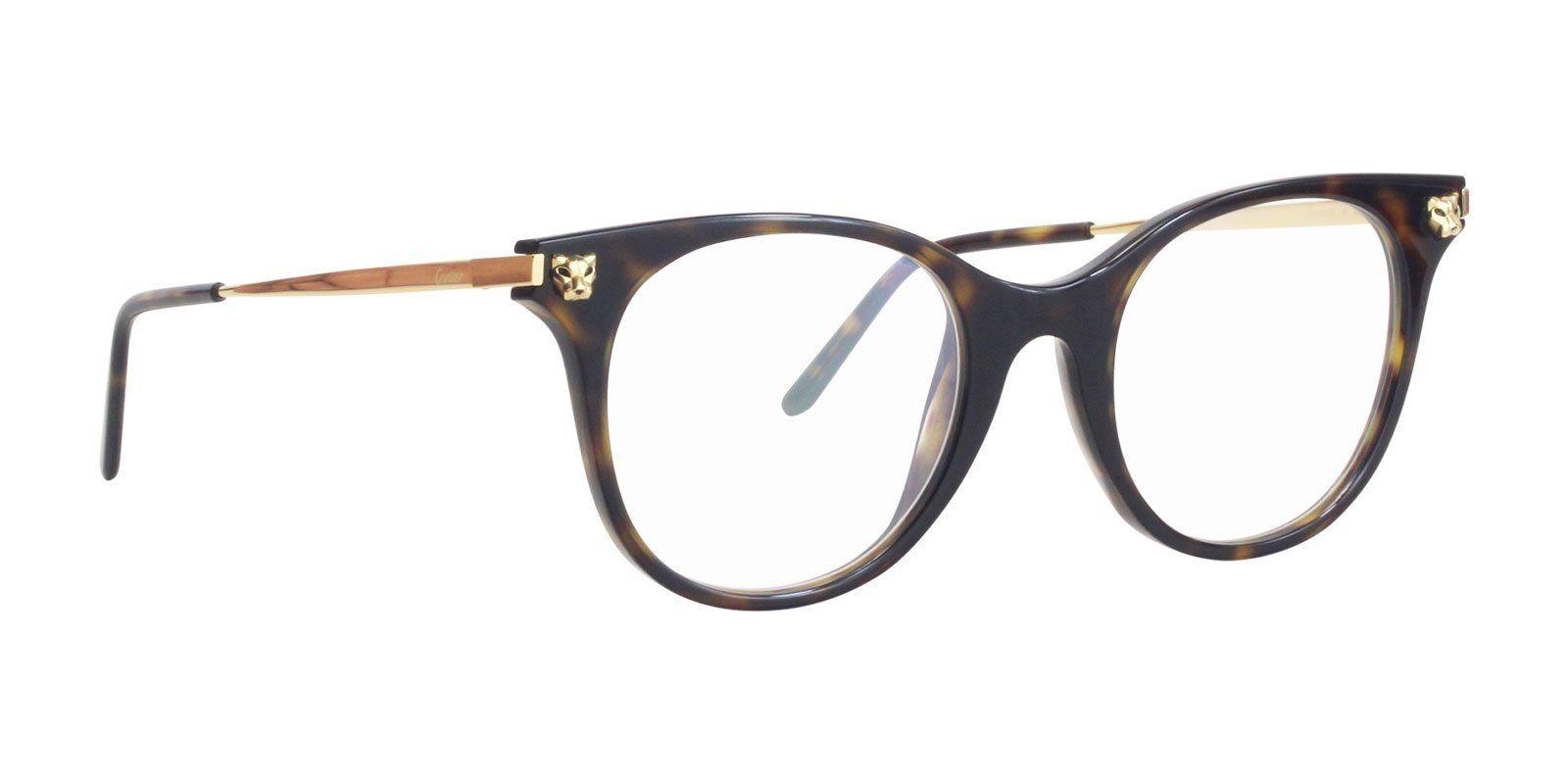 8d3cd2242bfb Cartier - Panthère de Cartier CT0031O - 002 eyeglasses