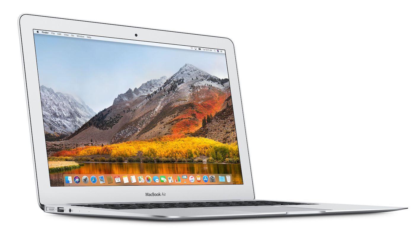 MacBook Air 2012 bientôt « obsolète » pour Apple, mais