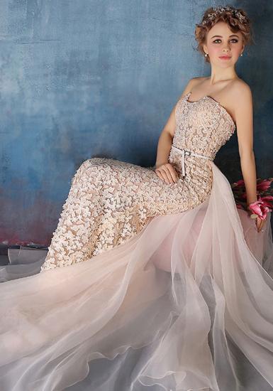 Robe de soiree longue glamour