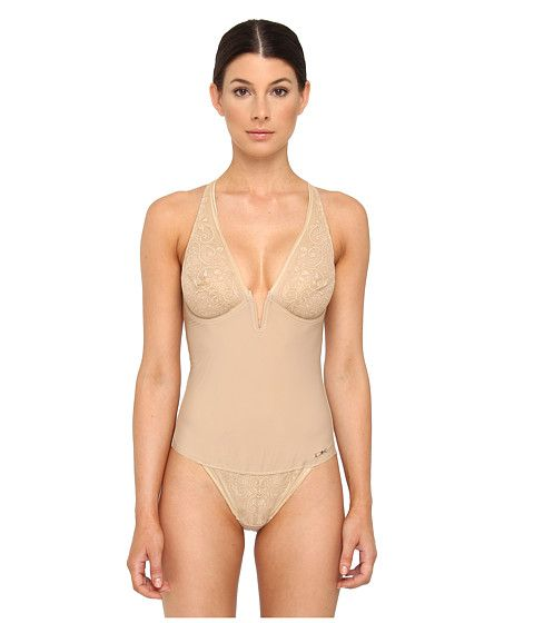 57ed21b92c Donna Karan Sculpting Solutions Lace Body Briefer