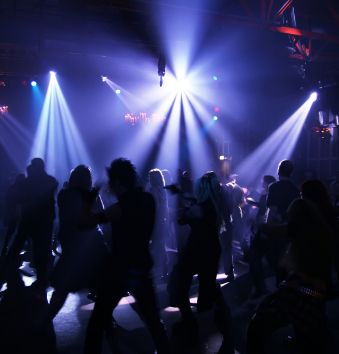 18++ Nighclub dance ideas