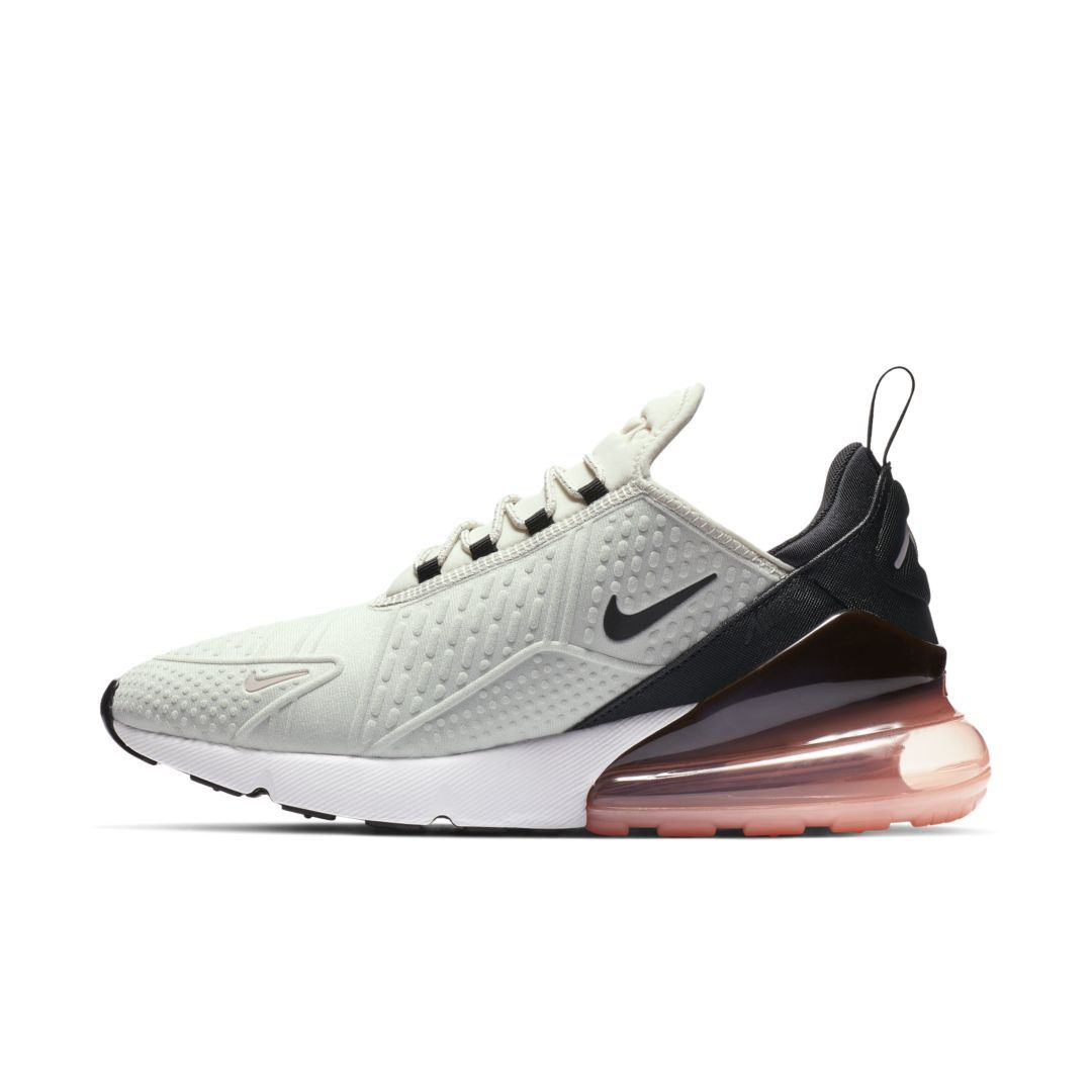 aeadc4544d7e0 Nike Air Max 270 SE Women s Shoe Size 8 (Light Bone)
