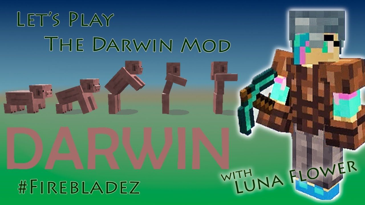 Let's Play Modded Minecraft: The Darwin Mod | Modded