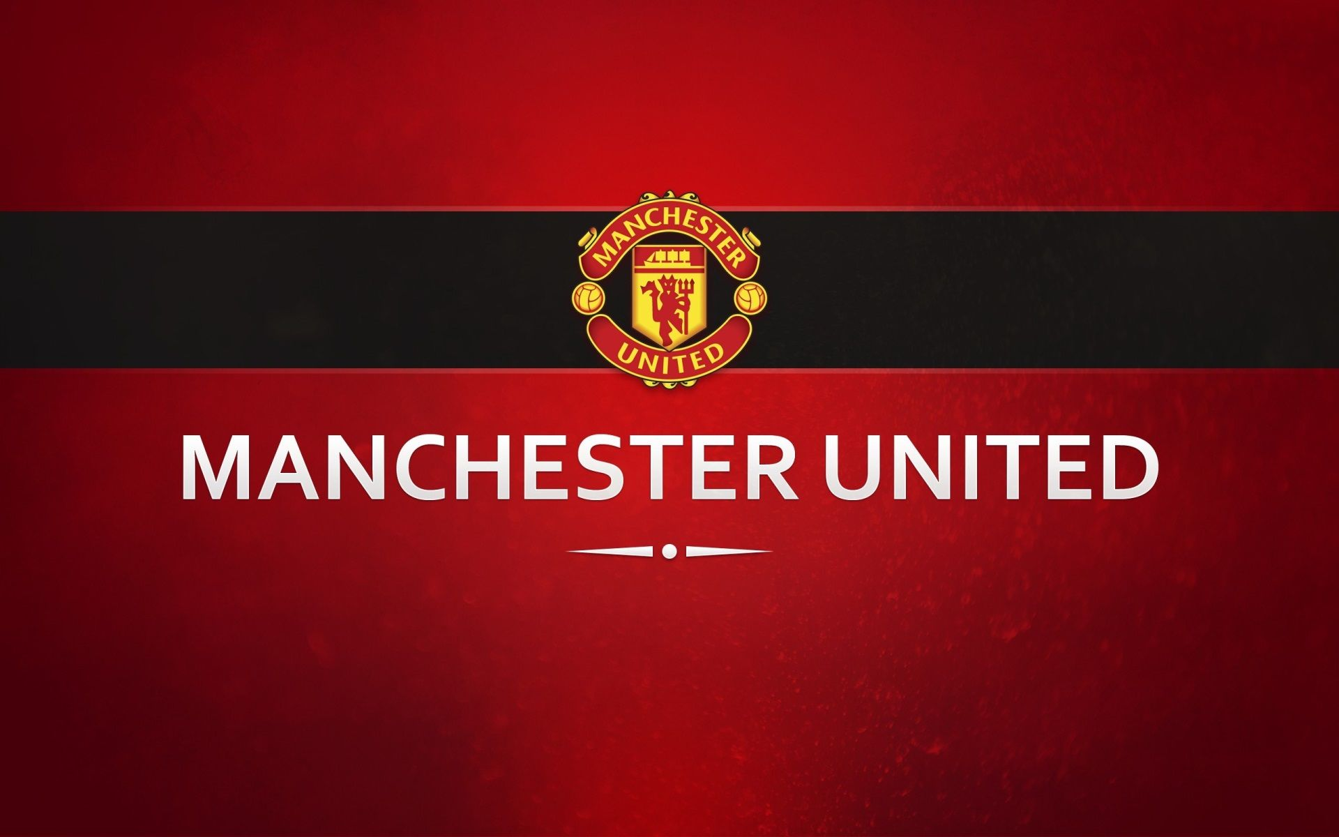 1920x1200 Manchester United Hd Wallpaper Background Manchester United Wallpaper Manchester United Logo Manchester United
