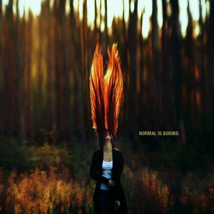 Fiery horn..
