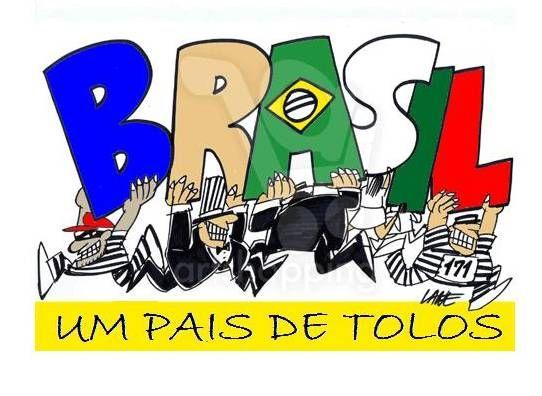 Brasil-Charge-Brasil Um país de tolos-Charge do Lane | Charges engraçadas, Brasil, Sobre o amor