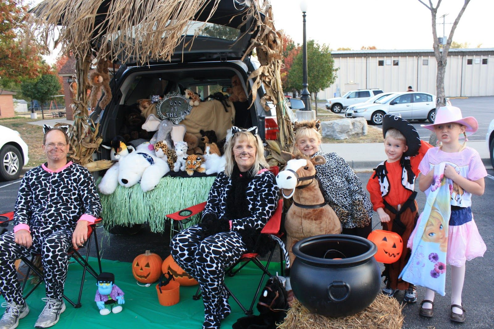 Christian trunk or treat themes - Google Search
