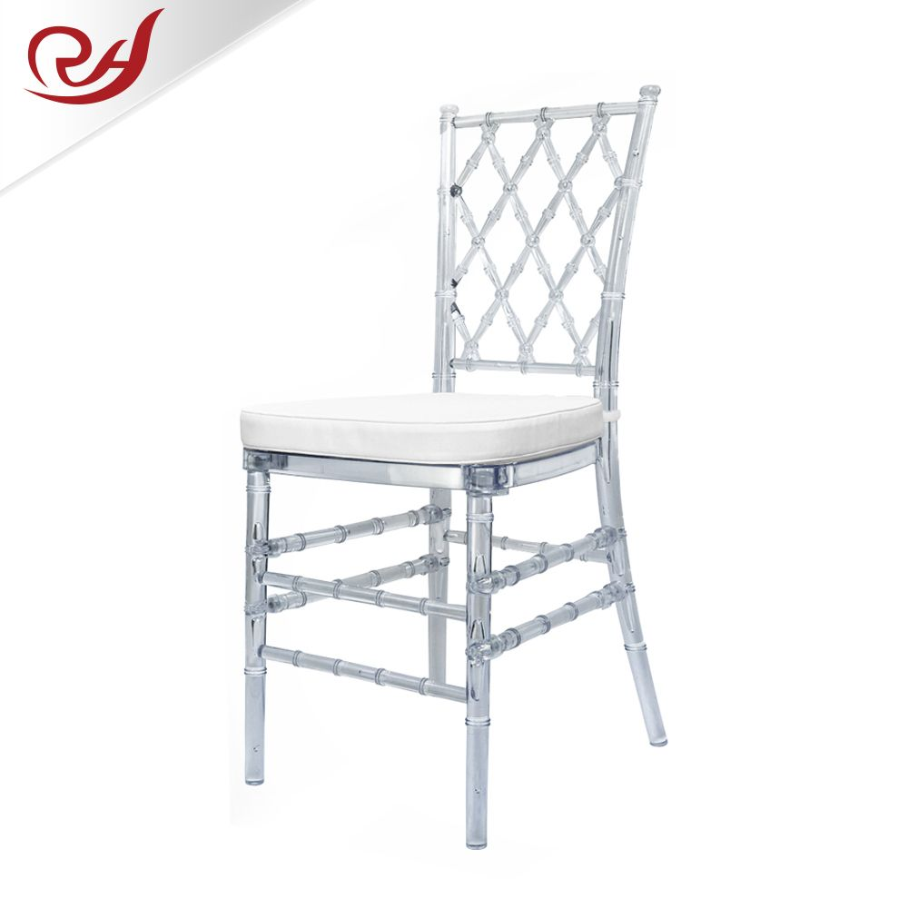 plastic chiavari chair office chairs without arms uk wholesale clear transparent chivari tiffany wedding resin find complete details about