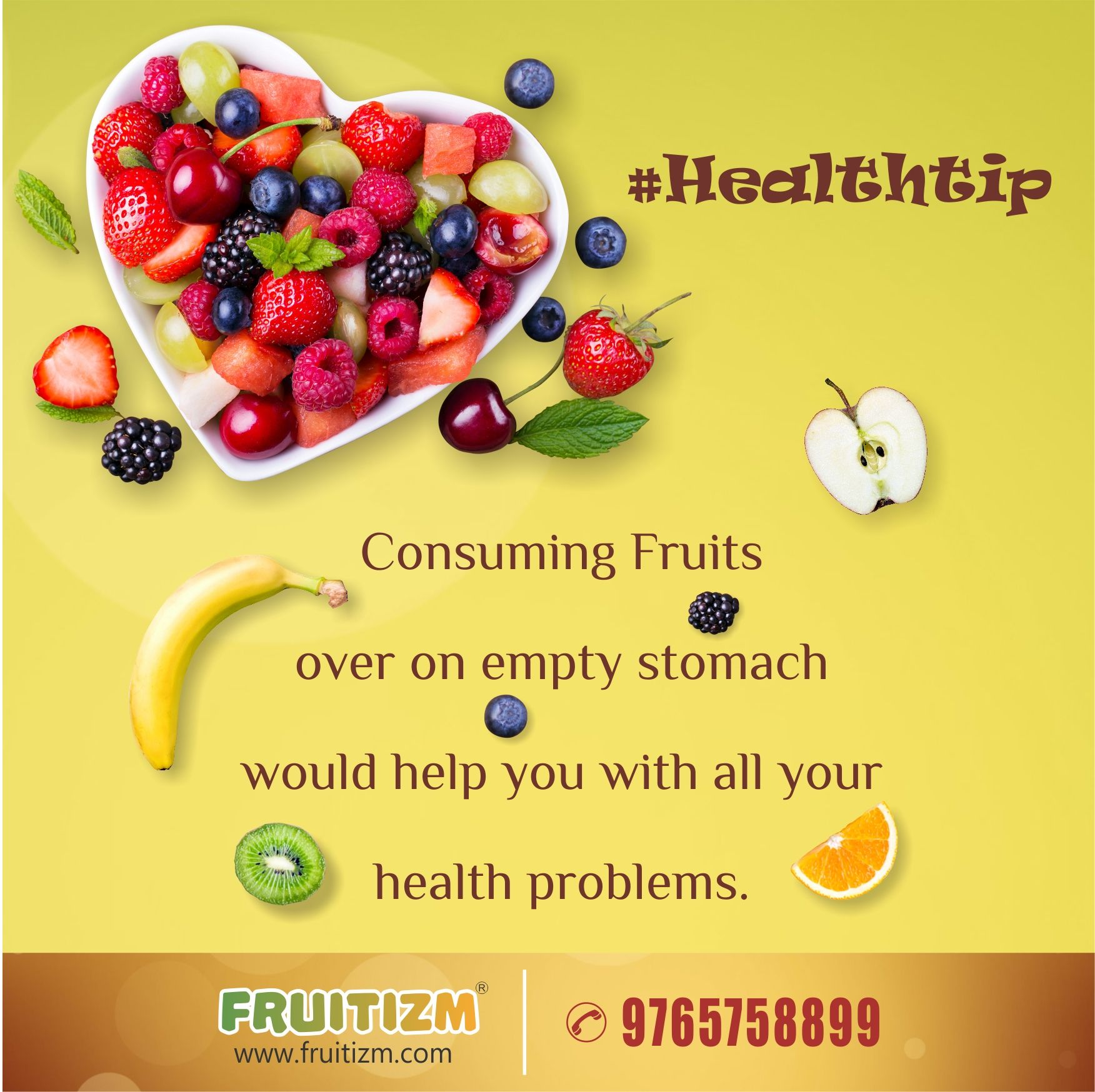 Eating Fruit Is Not A Crime So You Are Free To Order Healthtip